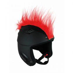 Włosy na kask - Ski Fix - Punk Red 2018 najtaniej