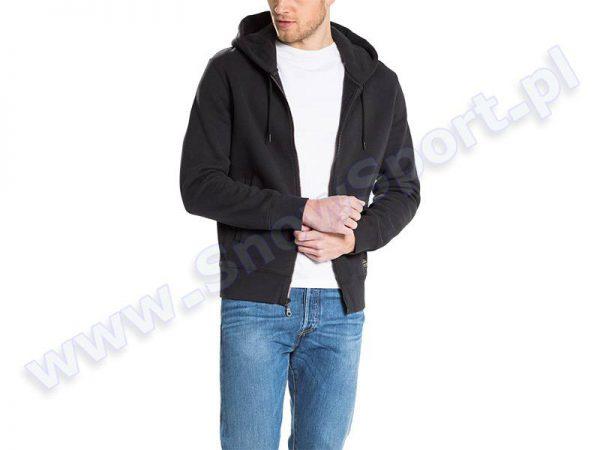 Bluza Levis Black Full Zipped Hoodie Jet F/W 2017 (26915-0000) najtaniej