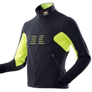 Bluza termoaktywna z pełnym zamkiem X-Bionic Racoon Full Zip Man B202 2019 najtaniej