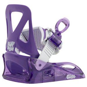 Wiązania Burton Kids Grom Purple 2019 najtaniej