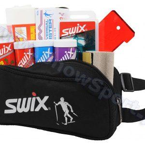 Zestaw smarów Swix do nart biegowych XC Wax Kit 9pcs P0035 2017 najtaniej