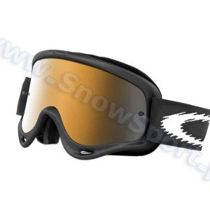 Gogle OAKLEY Pro Frame MX Black Black Iridium 12-261 najtaniej
