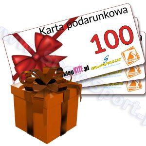 Karta Podarunkowa Bon Voucher 100 najtaniej