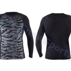 Bluza termoaktywna Majesty Shelter Tigercamo 2017 najtaniej