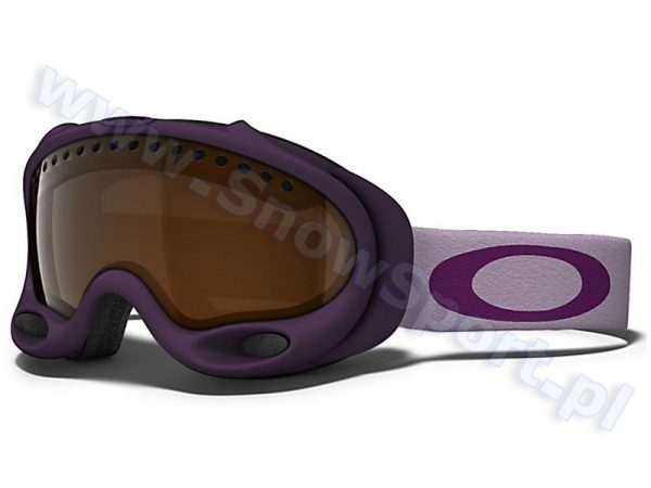 Gogle OAKLEY A-Frame Grape Wine (59-189) K1 najtaniej